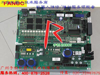 fanuc发那科机器人a06b-6107-h005电路板维修
