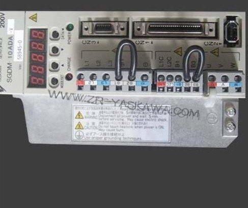 安川机器人SGDM-10ADA伺服驱动器故障维修