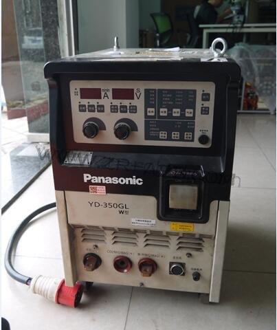 松下YD-350GL焊机报警指示灯亮维修
