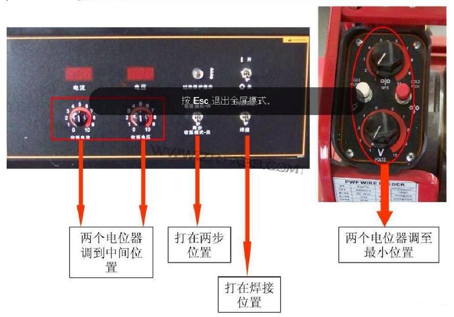 美国林肯POWERPLUS II500焊机送丝机故障维修