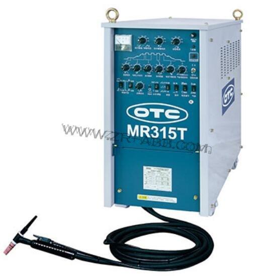 OTC氩弧焊机MR315T焊接电流忽大忽小维修