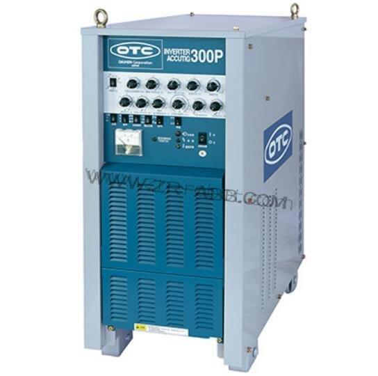 OTC氩弧焊机AVP360焊接时不出保护气体维修