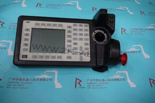 ABB机器人示教器无法启动故障维修