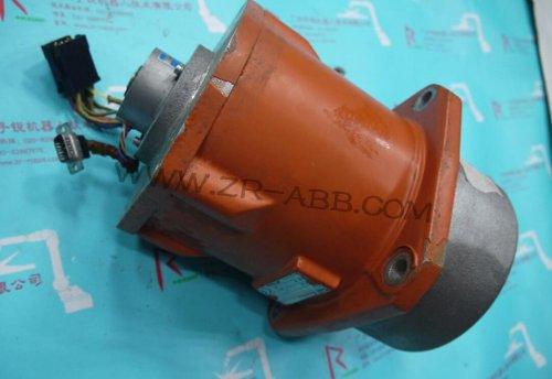 ABB机器人伺服电机断轴维修