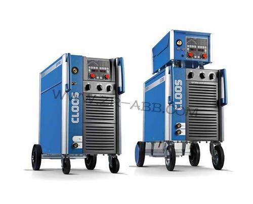 CLOOS克鲁斯焊机GL 500焊接电流过大维修
