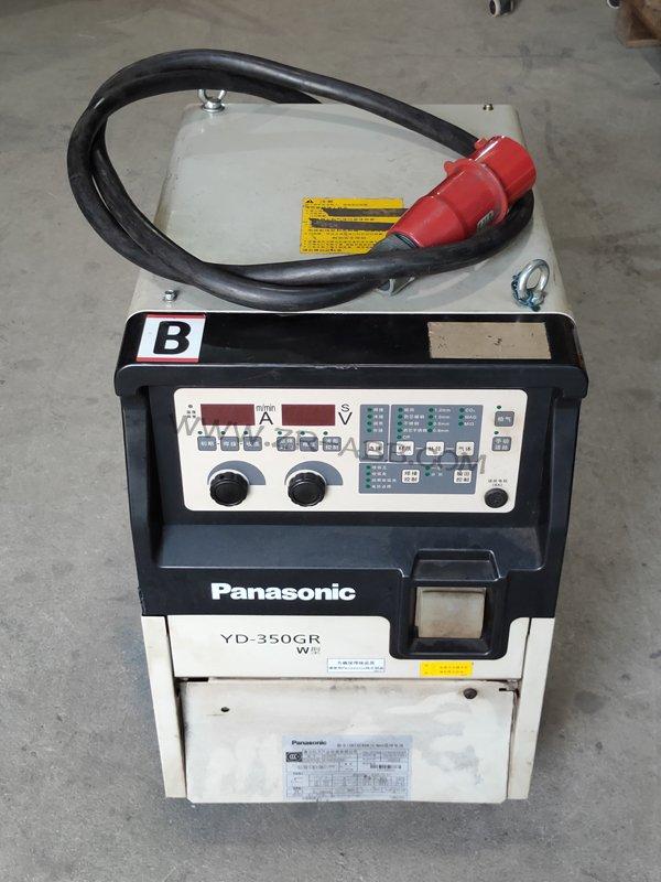 松下YD-350GR焊机故障报警维修