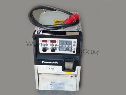 Panasonic松下焊机YD-350GR输出过压维修